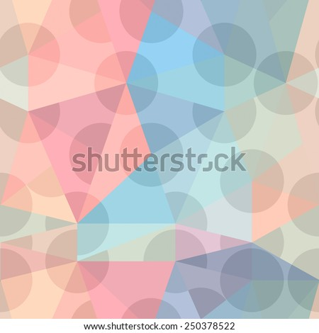 Abstract seamless pattern-model for design of gift packs, patterns fabric, wallpaper, web sites, etc. - stock vector