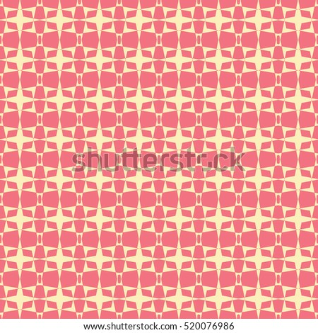 Abstract seamless pattern of Hot Pink color for wallpapers and background.