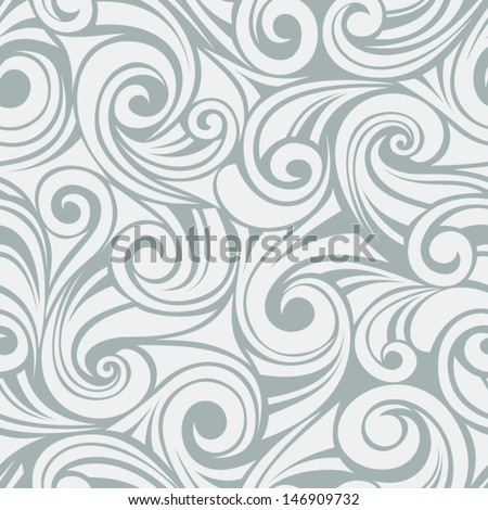 Abstract seamless pattern. Vector illustration. - stock vector