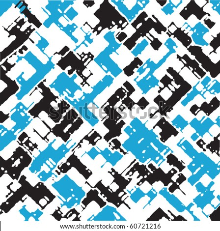 Abstract set of pattern - stock vector