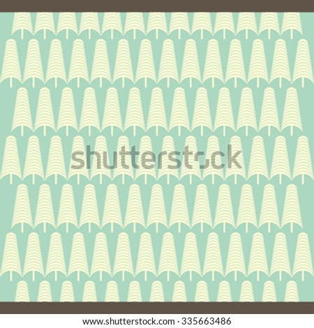 abstract shape leaf pattern design background vector