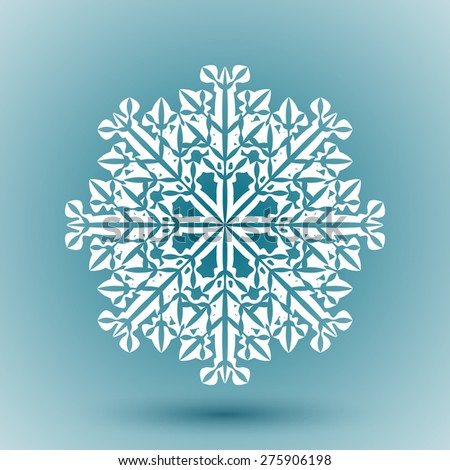 Abstract snowflake christmas greeting cards advertising stock vector abstract snowflake for christmas greeting cards advertising and other creative designs editable vector with m4hsunfo