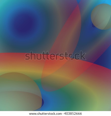 abstract space pattern