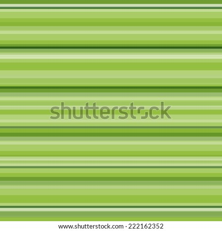 Abstract striped pattern wallpaper. Vector illustration for cute design. Light green colors. Seamless horizontal background. - stock vector