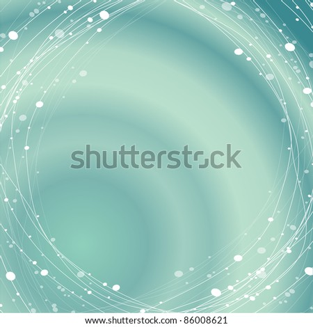 abstract technology vector background eps10 - stock vector
