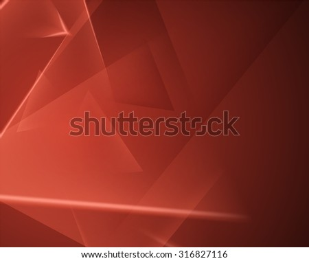 Abstract Triangle Vector Background