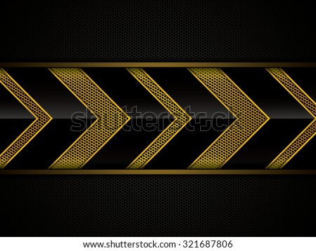 Abstract under construction background - vector illustration  - stock vector