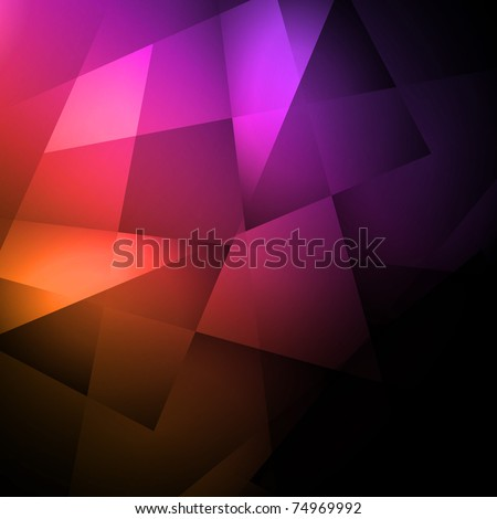 Abstract vector background. Clip-art - stock vector