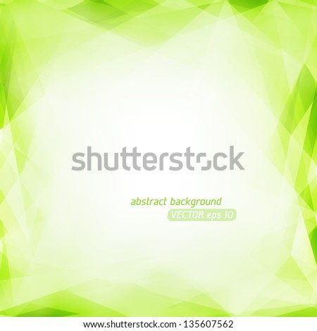 Abstract vector background. Eps 10 vector illustration. Used mesh, opacity mask and transparency layers of background - stock vector