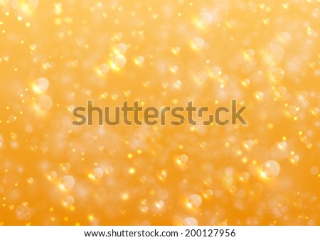 Abstract vector background looks like a beer. - stock vector