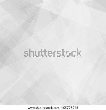 Abstract vector background. Template for style design. Lowpoly vector illustration. Used transparency layers of background - stock vector