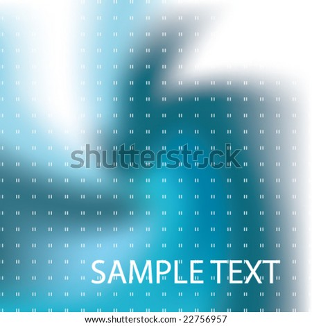 Abstract vector background with a place for your text