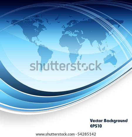 abstract vector background with copy space. Eps10