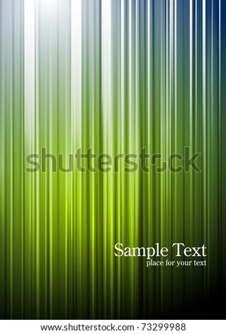 Abstract vector background with iridescent stripes. Eps 10