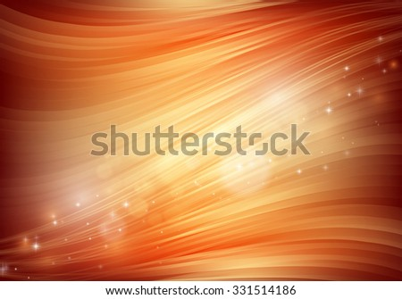 abstract vector background with shining lines and copy space. Eps10 - stock vector
