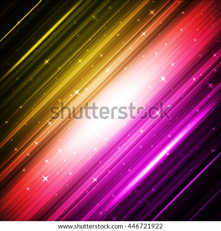 abstract vector backgrounds color - stock vector