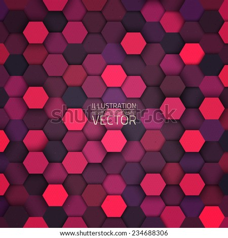 Abstract vector bright background. Celebration and party vector background. Geometric vector patten. Music vector background. Polygonal vector wallpaper. Bright colors - stock vector