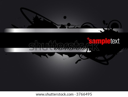 Abstract Vector Graphic - stock vector