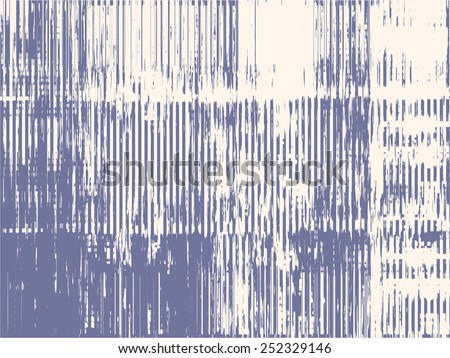 Abstract vector grunge background. Monochrome composition of irregular diffused geometric elements. - stock vector