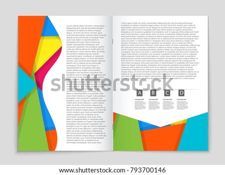Ungewöhnlich Kostenlose Broschüre Vorlagen Wort Bilder - Beispiel ...