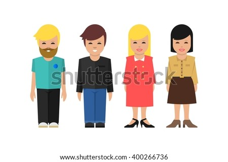 Vector three races as women stock illustration royalty free - Stock Photos Royalty Free Images Amp Vectors Shutterstock