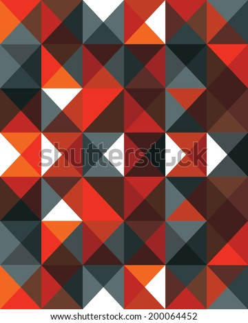 Abstract Vector Pixel Background Design