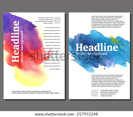 templates for making flyers