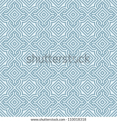 Abstract Vintage Winter Wallpaper Pattern Seamless Stock Vector HD Royalty Free 110018318