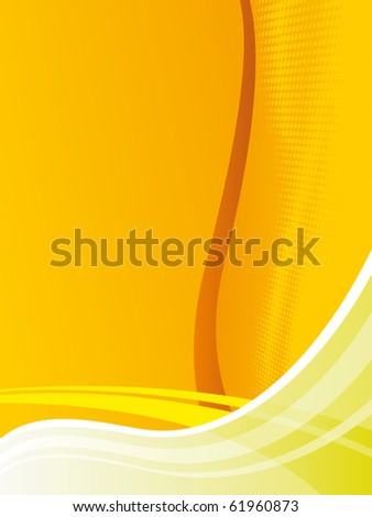 Abstract wallpaper illustration - stock vector