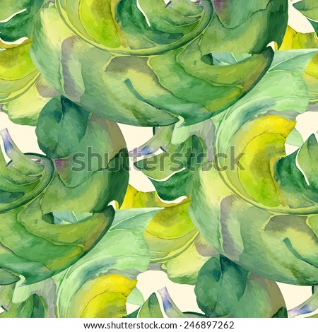 Abstract watercolor banners with snake skin. Can be used for web pages, identity style, printing, invitations, banners, cards, leaflets. - stock vector