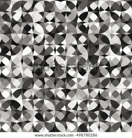 Abstract web black and white vector background