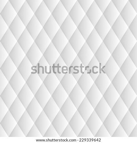 abstract white upholstery background for design vector eps 10 - stock vector