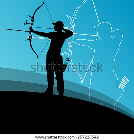 the men behind the sport of archery Archery is a great leveller, so both young and old, able and disabled can compete against each other it's a sport where the basics are easy to pick up, but perfecting them is another matter.