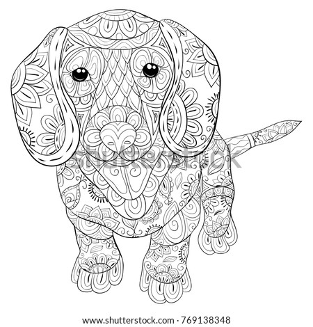 small coloring pages for adults - photo#19
