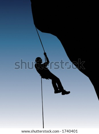Adventure in Rappelling