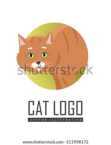 Monthly Baby Sticker Cute Cartoon Animal Stock Vector ...
