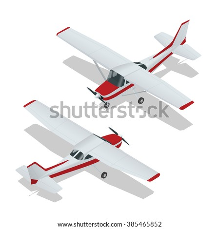 Airplane passenger plane, Airplane icon, Airplane freight, Airplane isolated, Airplane isometric, Airplane transport, Airplanes, Airplane commercial, Airplane vector, Airplane taking off, Air plane - stock vector