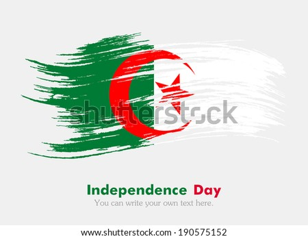 Algeria Flag Proportions