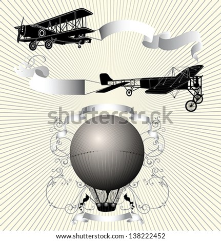 All elements and textures are individual objects. Vector illustration scale to any size. - stock vector