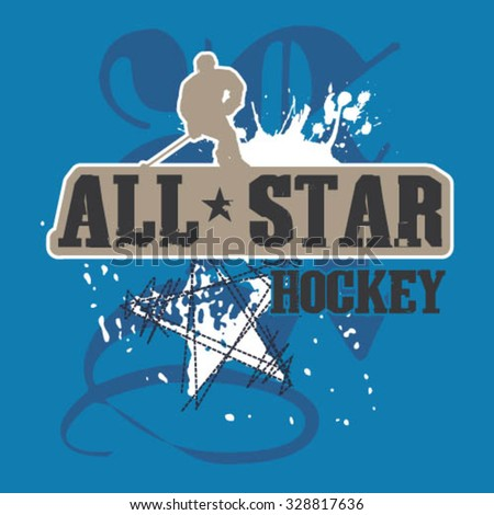 All Star Hockey