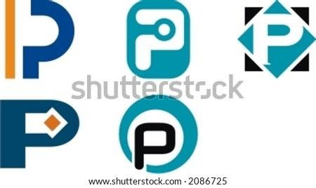 P Alphabet Design Alphabetical Logo Design Concepts. Letter P. Check my portfolio for ...