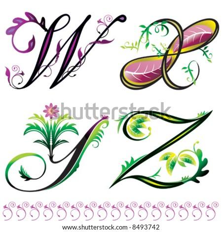 z alphabet images  Alphabets A To Z