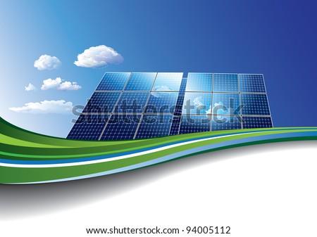 Alternative Energy - stock vector