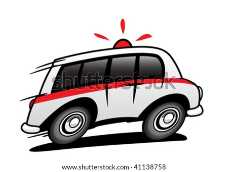 Ambulance - stock vector