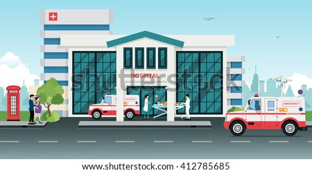 ambulances took injured hospital stock vector  royalty peace sign victory sign peace sign victory