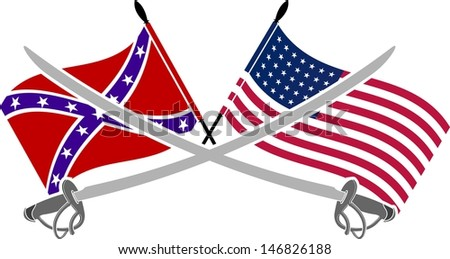 The Flag in the Civil War