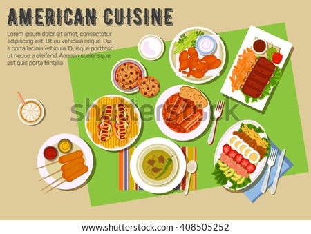 Mustard beans stock photos royalty free images vectors for American cuisine menu