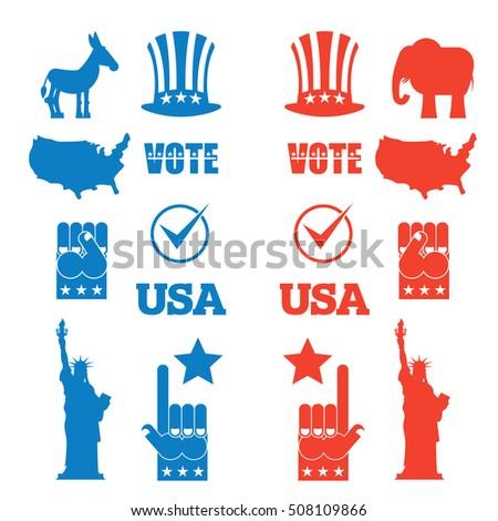 Democrat Donkey Stock Vectors, Images & Vector Art | Shutterstock