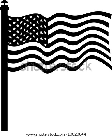american flag black and white stock images, royalty-free images