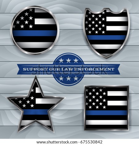 law enforcement symbols - photo #32